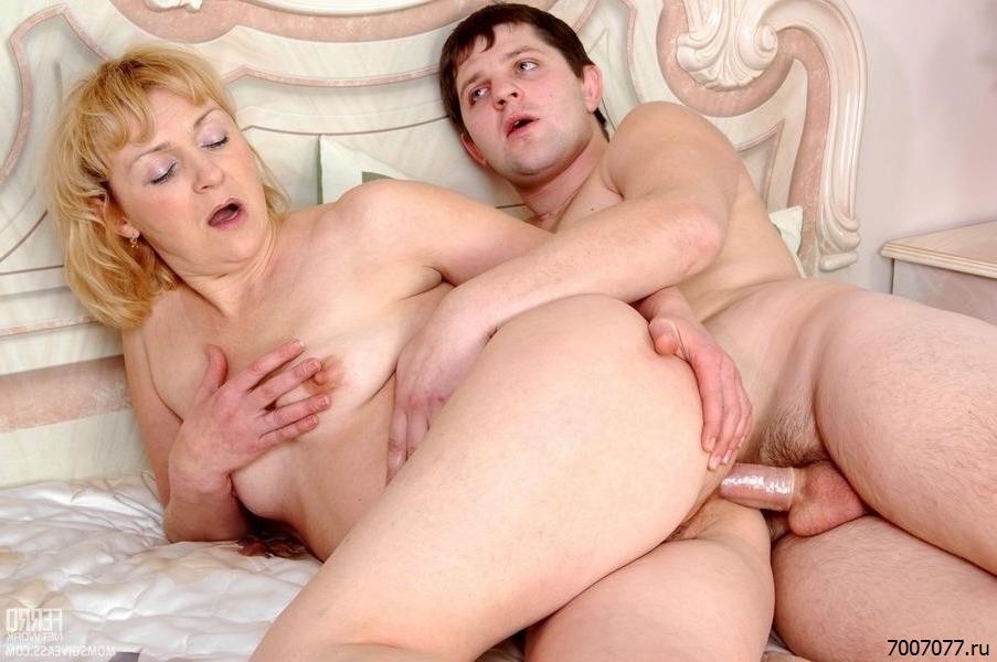 Анальный Секс Русских Сына С Мамой