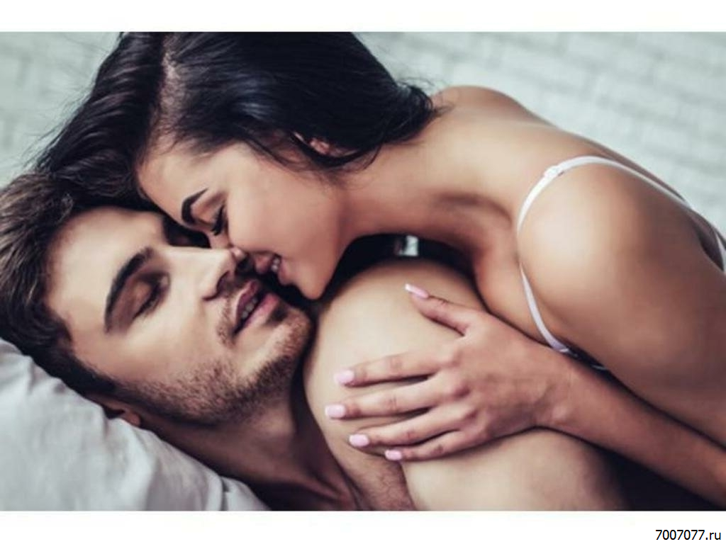 Секс С Любящим Мужчиной