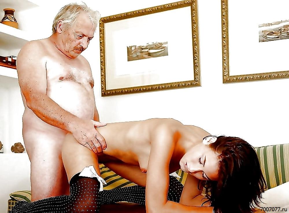 Секс Девушка Старше Парня