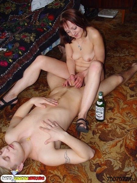 Русский Пьяный Секс Дома