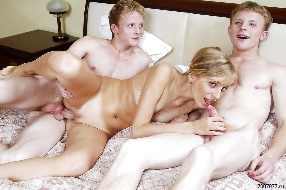 Секс Рассказы Близнецы