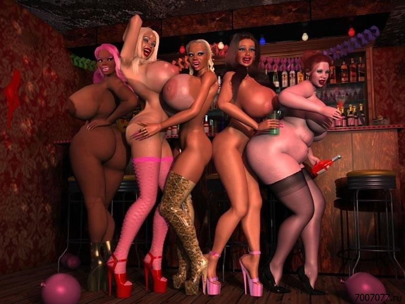 Секс Игры Гигантские Сиськи