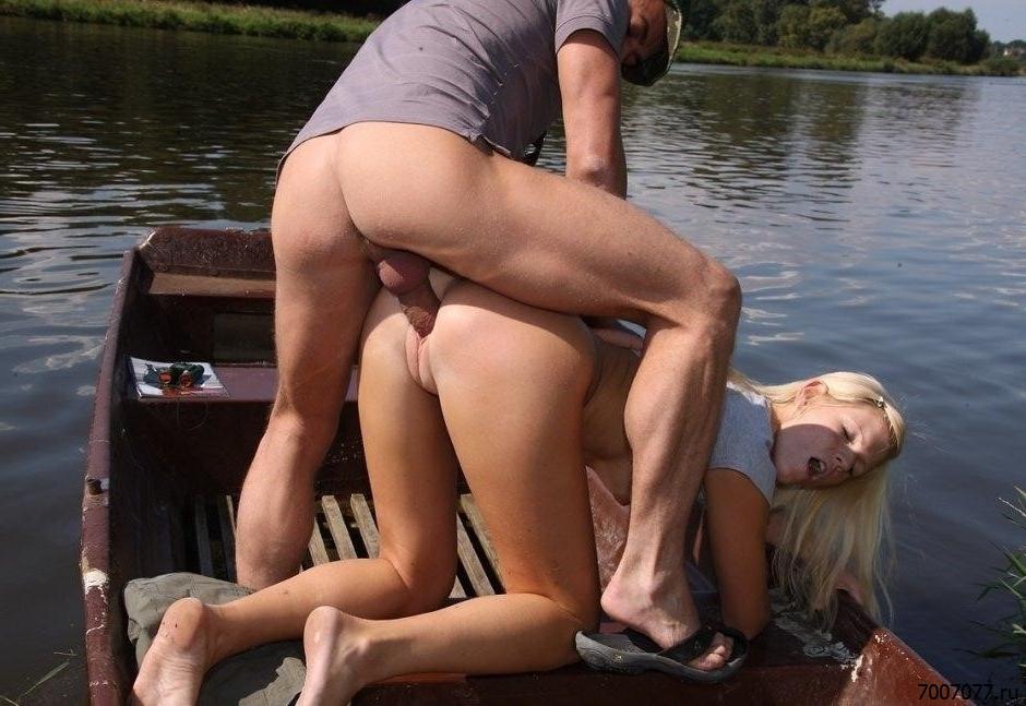 Секс На Озере Рассказ