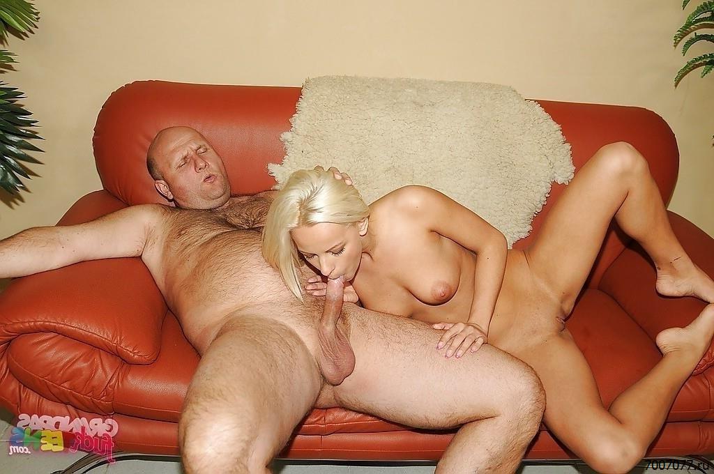 Секс Девушки С Пожилым Мужчиной