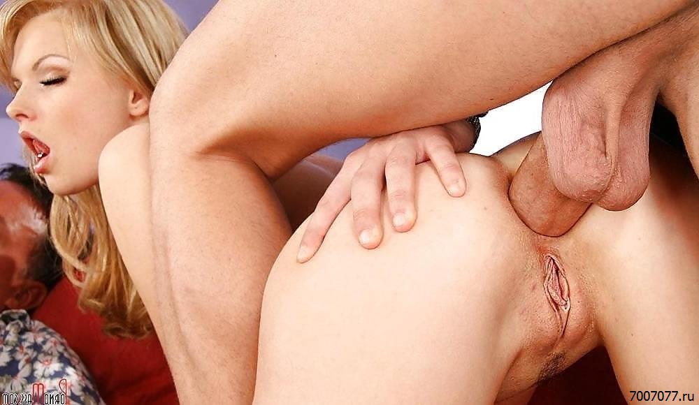 Анальный Секс Со