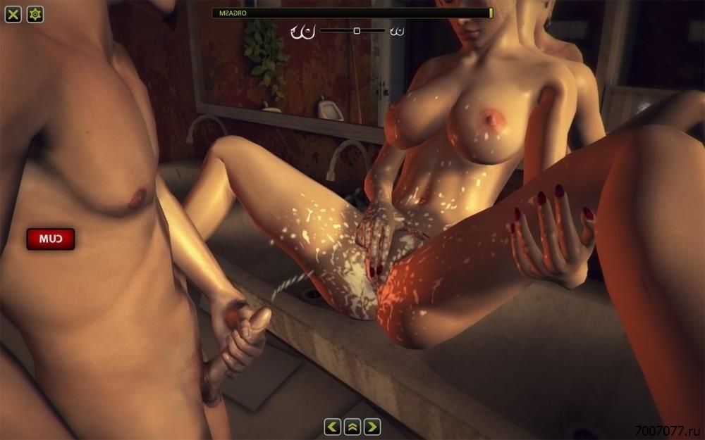 Игры Про Секс Обзор