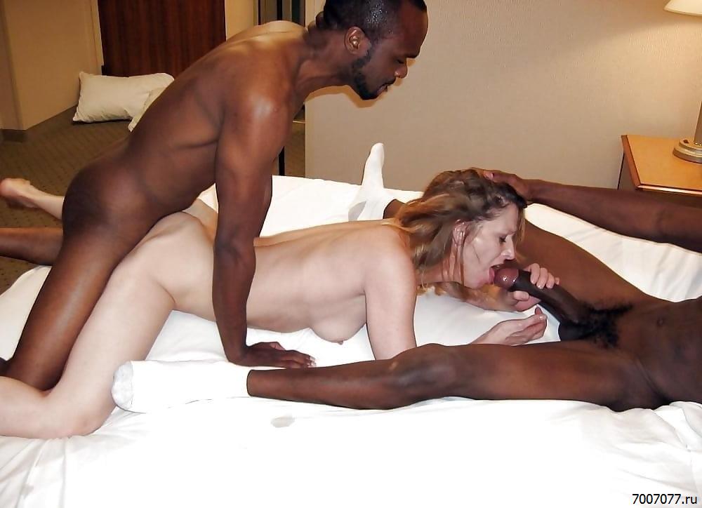 Секс Жена Изменить Мужа С Неграм