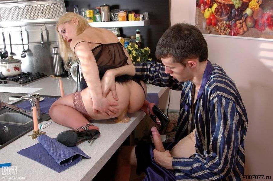 Секс После Обеда