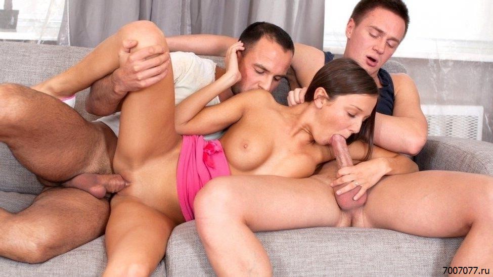 Секс С Двумя Парнями