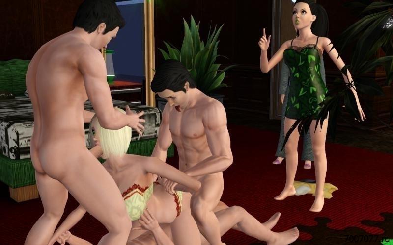 Игра Sims Секс