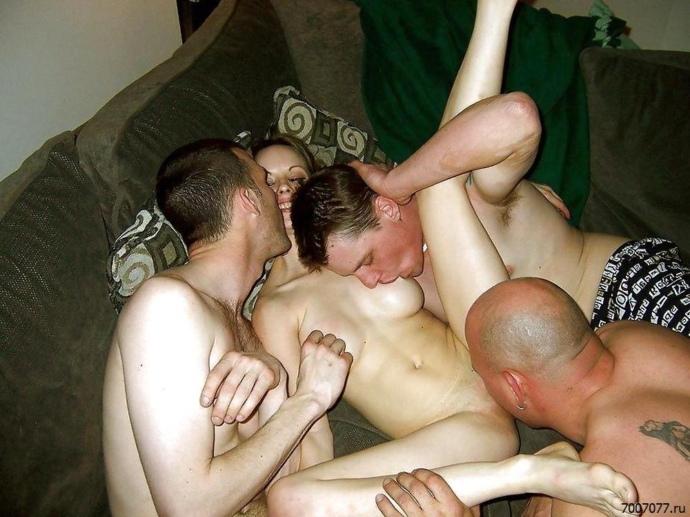 Опыт Домашнего Секса