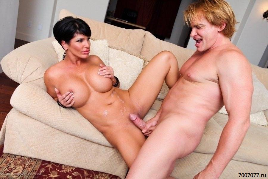 Зарубежный Секс С Мамой