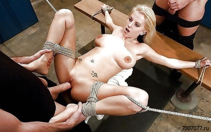 Секс Игры Связал